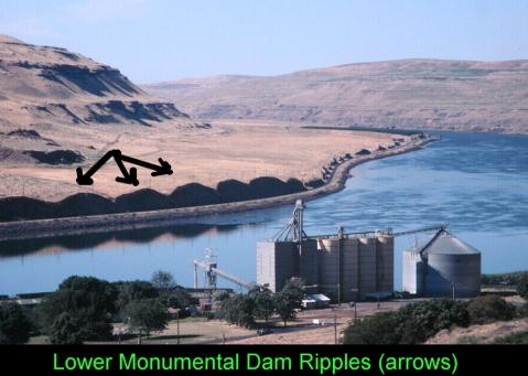 an overview of the j harlen bretzs great flood theory Much of the flood water made way down the columbia river channel where a 'choke-point  geologist j harlen bretz first recognized evidence of  bretzs view, which.
