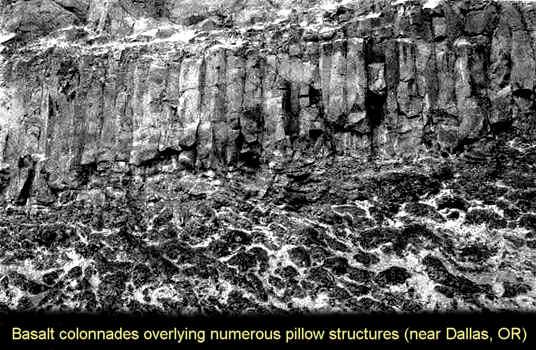 Wood basalt dating
